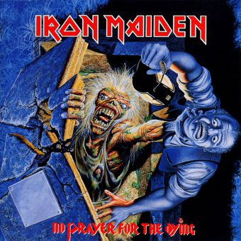 1990: Iron Maiden – No Prayer For the Dying