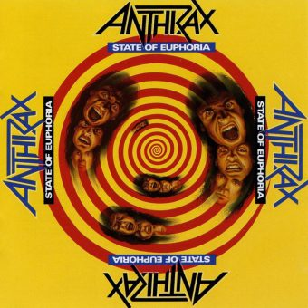 1988: Anthrax – State of Euphoria