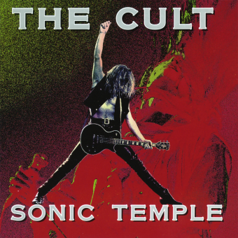 1989: The Cult – Sonic Temple