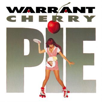 1990: Warrant – Cherry Pie