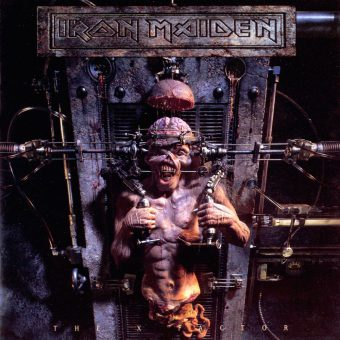 1995: Iron Maiden – The X Factor