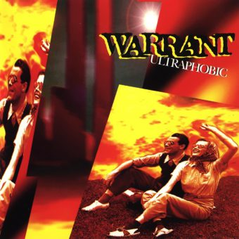 1995: Warrant – Ultraphobic
